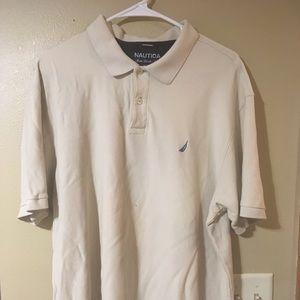 Nautical polo shirt